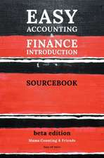 Easy Accounting and Finance Introduction Sourcebook