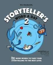 Storyteller's Word a Day 2