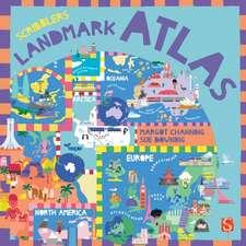Scribblers' Landmark Atlas