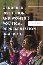 GENDERED INSTITUTIONS WOMENS POLITICAH