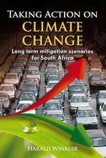 Taking Action on Climate Change: Long-Term Mitigation Scenarios for South Africa