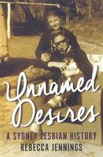 Unnamed Desires: A Sydney Lesbian History