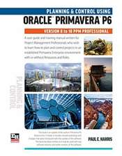 PROJECT PLANNING & CONTROL USING ORACLE