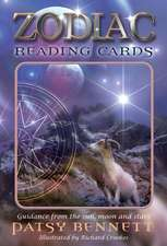 Zodiac Reading Cards: Guidance from the Sun, Moon and Stars