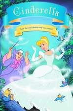 Disney Cinderella Cinestory Comic