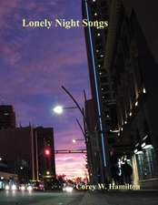 Lonely Night Songs