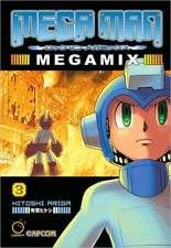 Mega Man Megamix Volume 3