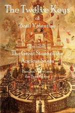 The Twelve Keys of Basil Valentine