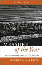 Measure of the Year: Reflections on Home, Family, and a Life Fully Lived