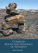 Rocks and Minerals of Nunavut