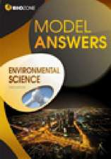 Environmental Science Model Answers