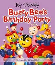Buzzy Bee's Birthday Party Board Book
