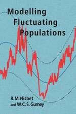 Modelling Fluctuating Populations