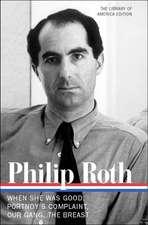 Philip Roth:  Novels 1967-1972