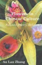 Flowers in Chinese Culture