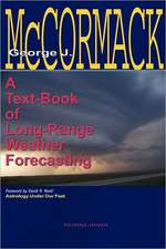 Text-Book of Long Range Weather Forecasting