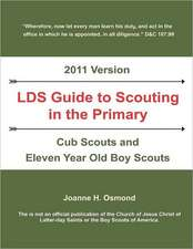 Lds Guide to Scouting in the Primary