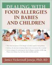 Dealing with Food Allergies in Babies & Children