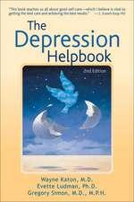The Depression Helpbook