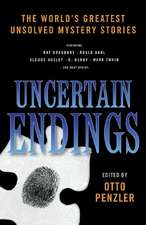 Uncertain Endings – Literature′s Greastest Mystery Stories