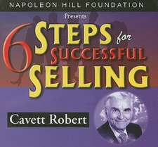 6 Steps for Successful Selling