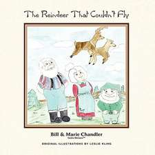 The Reindeer That Couldn't Fly