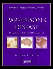 Parkinson's Disease: Diagnosis and Clinical Management