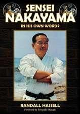 Sensei Nakayama