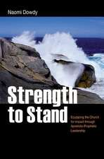 Strength to Stand