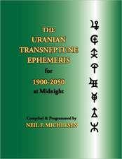 The Uranian Transneptune Ephemeris for 1900-2050 at Midnight