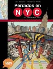 Perdidos En NYC:  A Toon Graphic