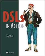 Dsls in Action:  Developing RESTful Web APIs in Java
