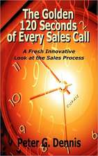 The Golden 120 Seconds of Every Sales Call