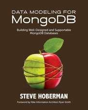 Data Modeling for MongoDB