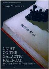 Night on the Galactic Railroad & Other Stories from Ihatov