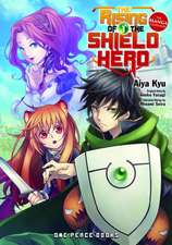 The Rising of the Shield Hero, Volume 01:  The Manga Companion