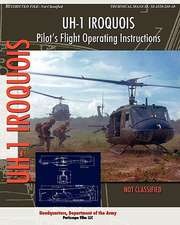 Uh-1 Iroquois Pilot's Flight Operating Instructions:  750-1000 HP Switches & Road Switchers
