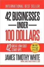 42 Businesses Under 100 Dollars