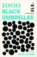 1000 Black Umbrellas