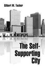 The Self-Supporting City