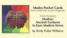 Mudra Pocket Cards:  Stress Reduction at Your Fingertips [With Bag]
