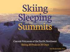 Sleeping on the Summits:  Cascade Volcanoes of the Pacific Northwest