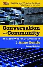 Conversation and Community