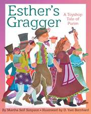 ESTHERS GRAGGER TOYSHOP TALE OF PURIM