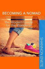 Becoming a Nomad