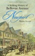 A Walking History of Bellevue Avenue, Newport, Rhode Island