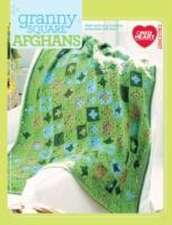 Granny Square Afghans