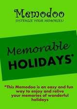 Memodoo Memorable Holidays
