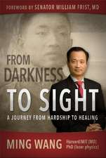 From Darkness to Sight: How One Man Turned Hardship into Healing
