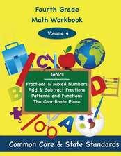 Fourth Grade Math Volume 4